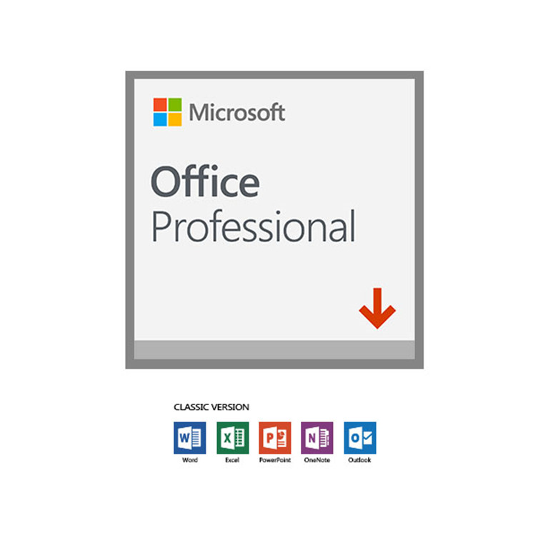 Microsoft Office 2019 Professional PC/MAC