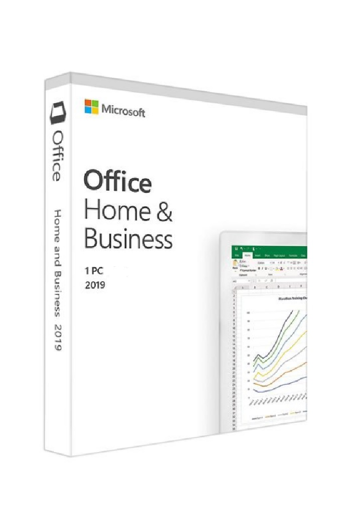 Microsoft Office Home & Business 2019 PC/MAC