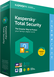 Kaspersky Total Security - 3 Users / 12mths