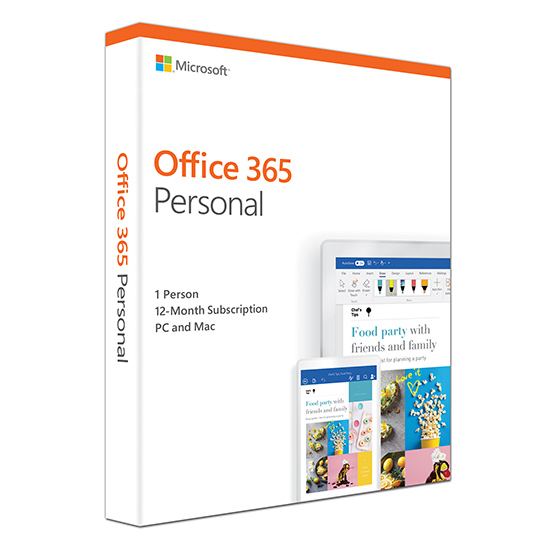 Microsoft Office 365 Personal PC/MAC