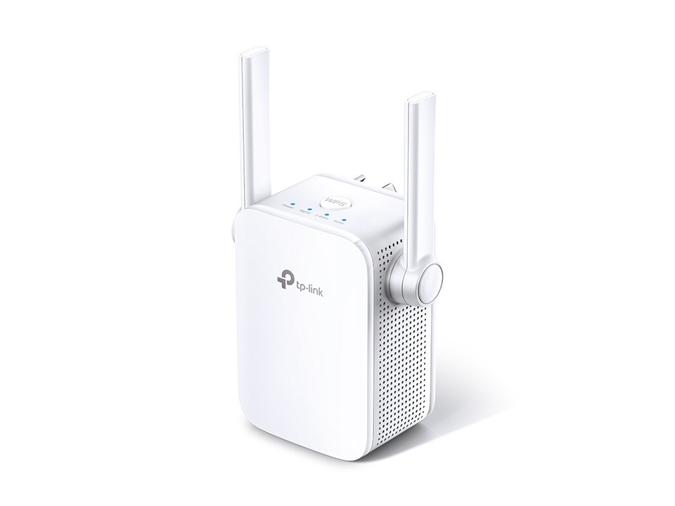 TP-Link RE305 AC1200 Mesh Wi-Fi Range Extender - Click Image to Close